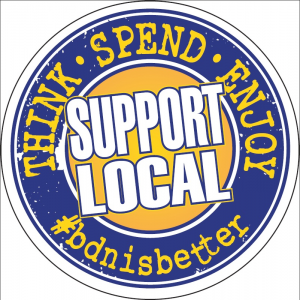 Support Local logo
